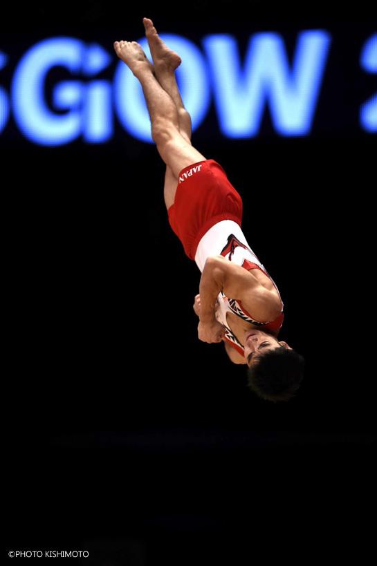 白井 健三:出場選手紹介|Rio 2016 Olympic Games|日本体育大学